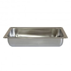 Adagio Stainless Steel Full Size Chafer Water Pan