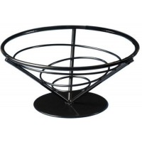 Wrought Iron Conical Bread Basket