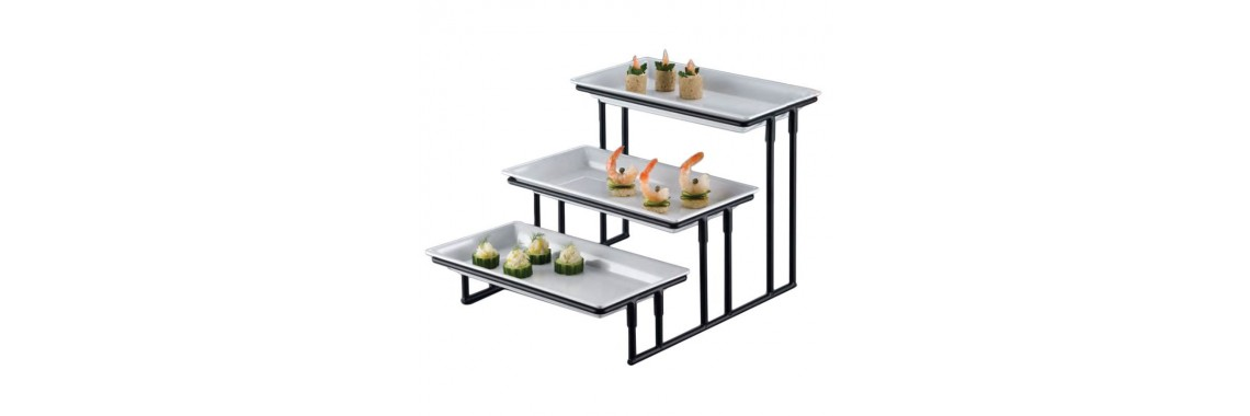Display Stands & Risers