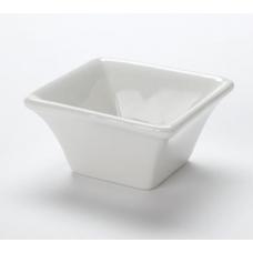 Square Porcelain Sauce Cup 1,5 oz