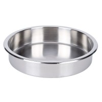 Round Food Pan for Chafers