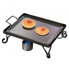 Wrought Iron Griddles & Stands