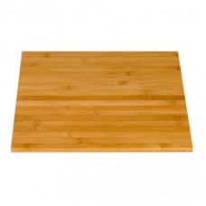 14 Inch Square Bamboo Surface