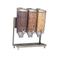 Table Top Dispenser With S/s Stand & Catch Tray