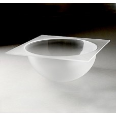Large Frosted Bowl Tray For Mod.Pod™ Buffet System – LBT1357