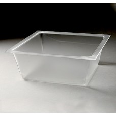 Large Frosted Deep Square Tray For Mod.Pod™ Buffet System – LDT1401