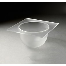 Small Frosted Bowl Tray For Mod.Pod™ Buffet System - SBT1494